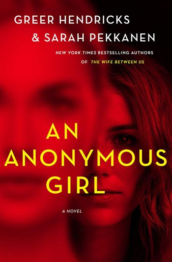Book Cover: An Anonymous Girl