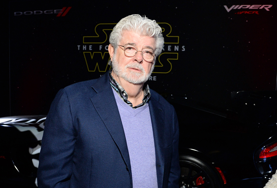 George Lucas Turns 75