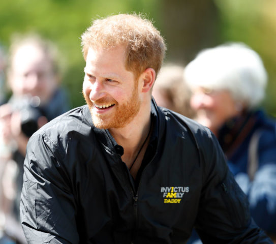 """Update: """"I Am Daddy"""" Prince Harry Returns To Royal Duties"""