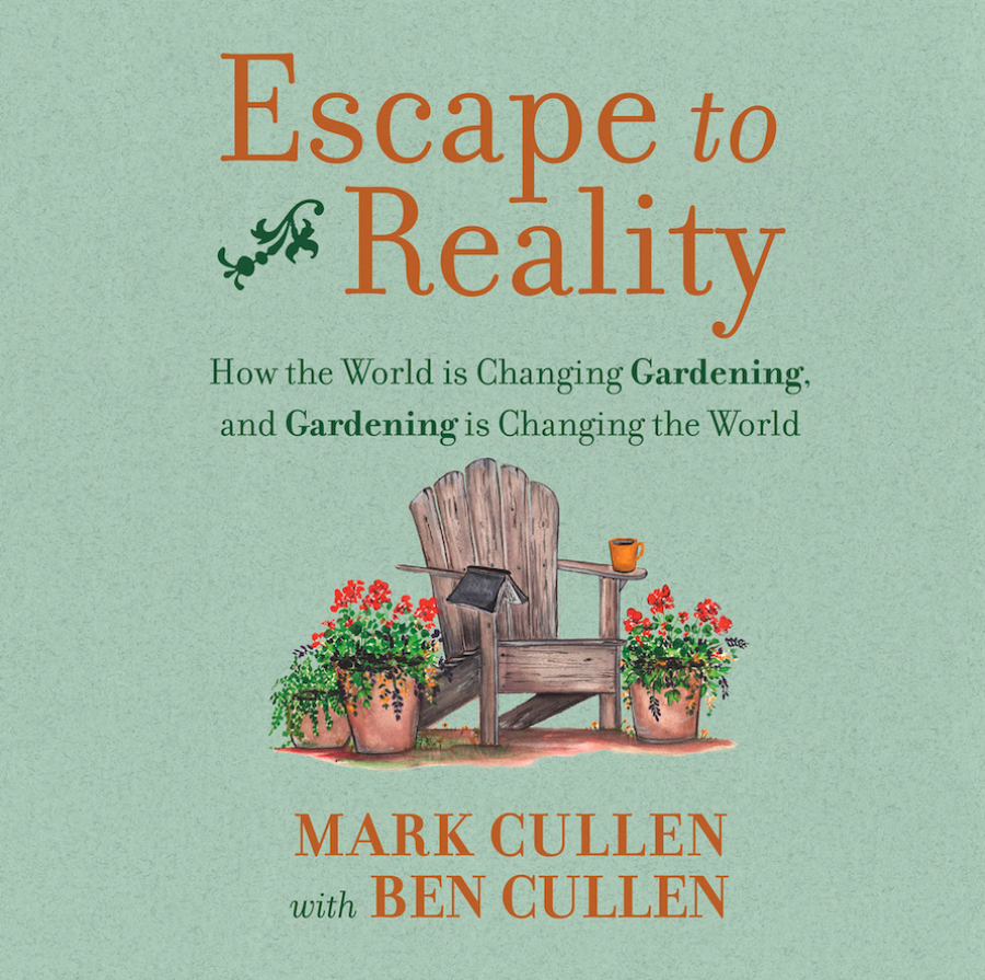 """The cover of the book """"Escape to Reality"""" By Mark and Ben Cullen."""
