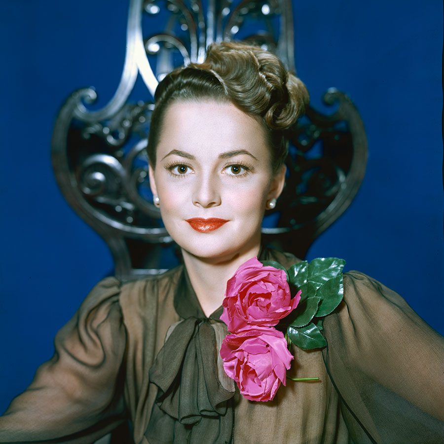 7 Things You May Not Know About Olivia de Havilland Ahead of Her ...