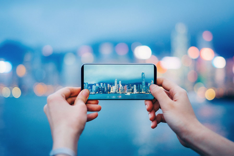 Tech for your next trip: capturing images with a smart phone