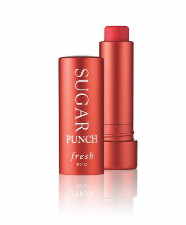A picture of the Fresh Sugar Tinted Lip Treatment SPF 15.