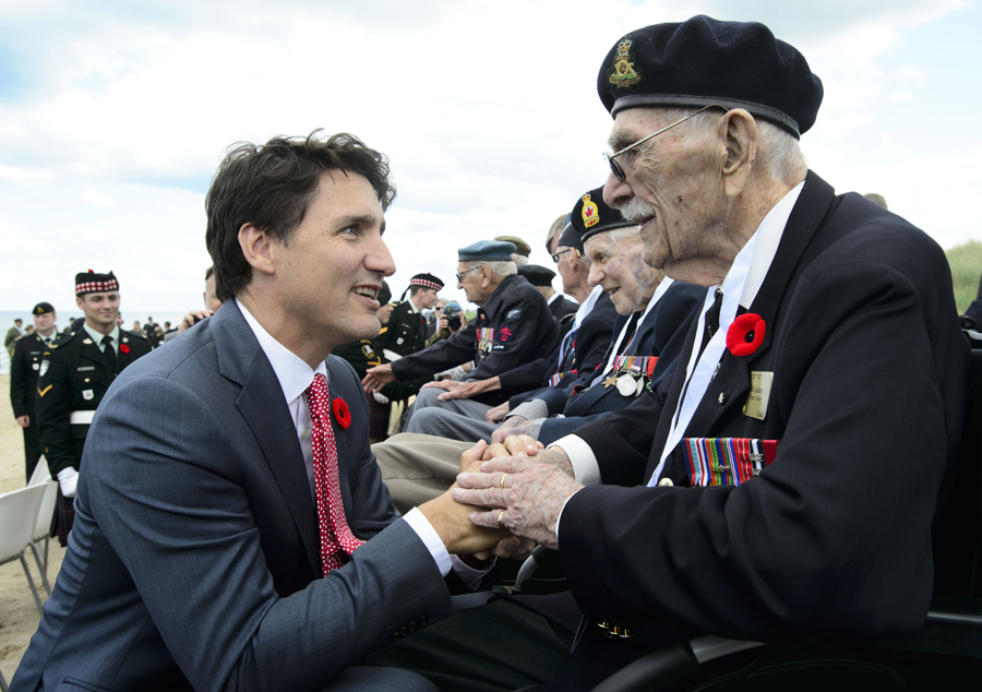 Canadian D-Day Commemoration