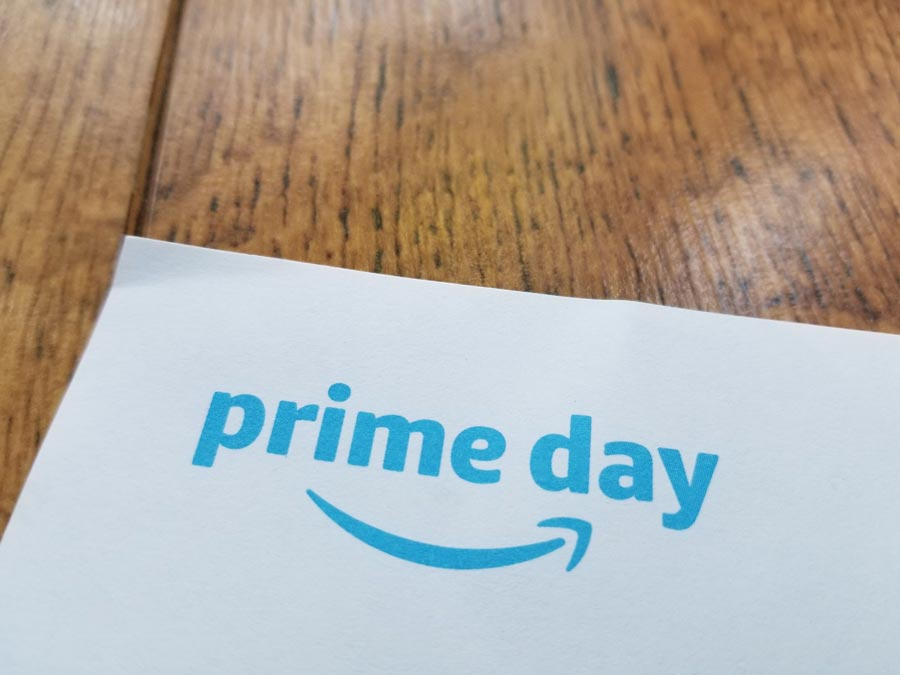 Sign for Prime Day sale
