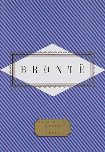 "The cover of ""Emily Brontë: Poems,"" an Everyman's Library Pocket Poets series."