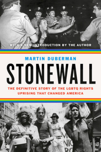 The cover of the book Stonewall by Martin Duberman.