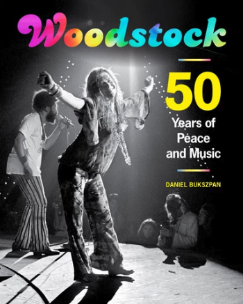 The cover of the book Woodstock by Daniel Bukszpan.