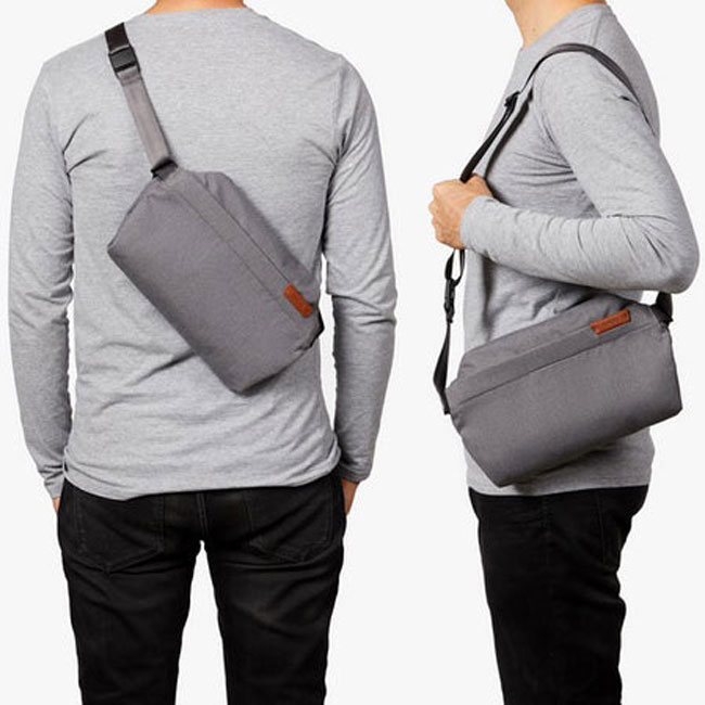 The unisex sling bag from bellroy.