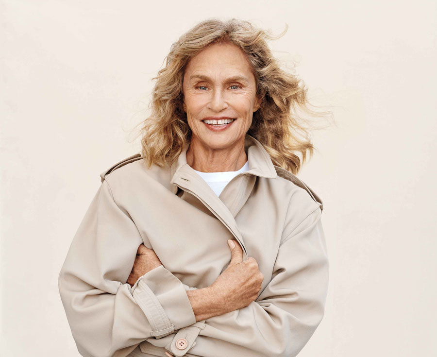 Photo of Lauren Hutton