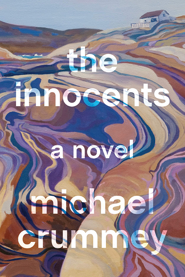 "The cover of the book ""The Innocents"" by Michael Crummey."