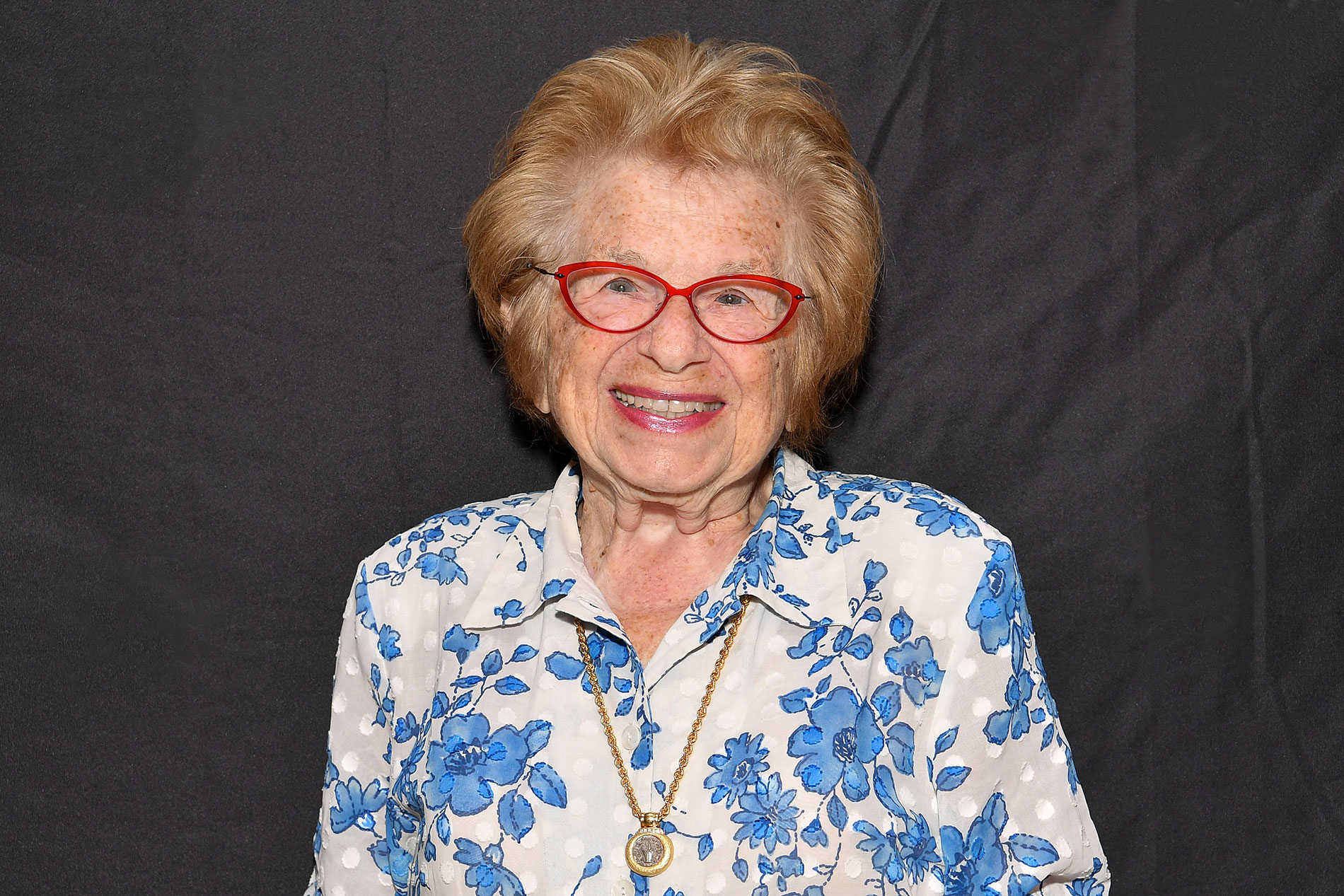Photo of Dr. Ruth