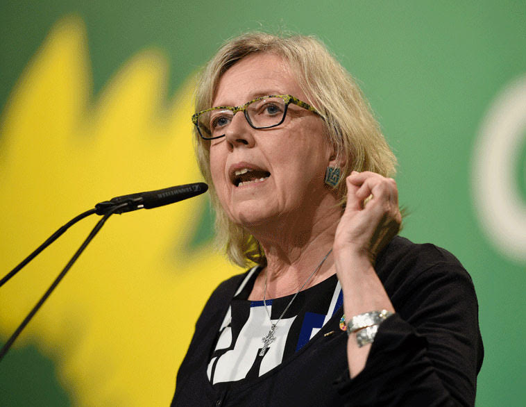 climate change elizabeth may