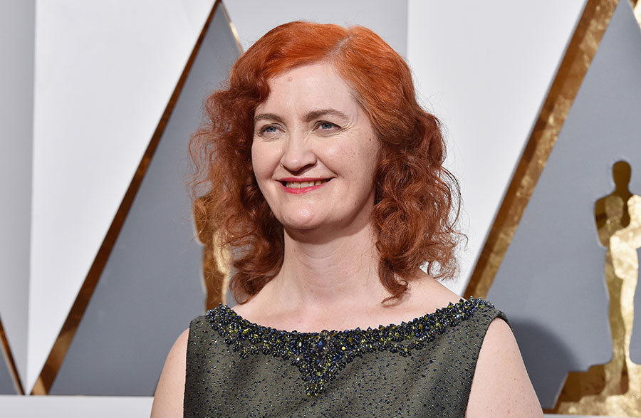 Writer Emma Donoghue attends the 88th Annual Academy Awards at Hollywood & Highland Center on February 28, 2016 in Hollywood, California.