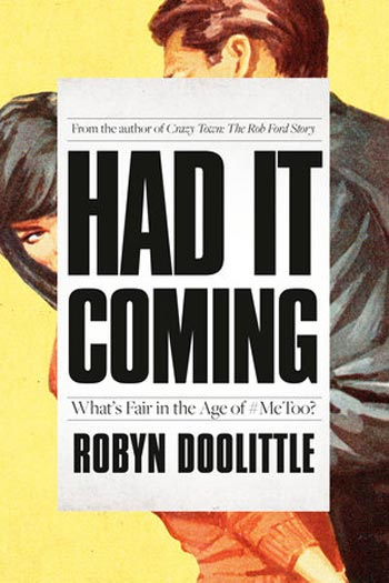 Book cover for Had It Coming