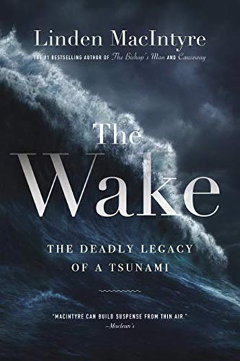 Book cover for The Wake