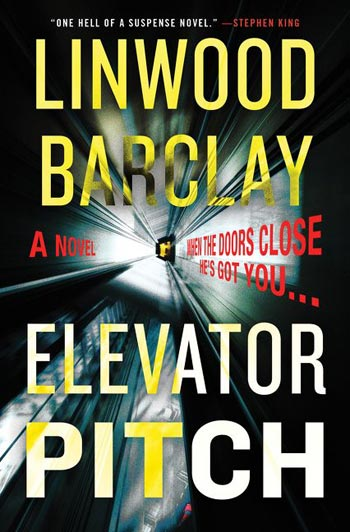 Book cover for Elevator Pitch