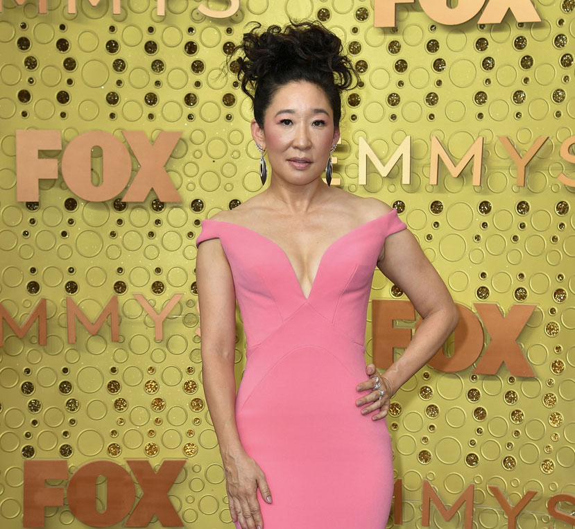 Sandra Oh at 2019 Emmys