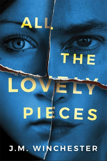 Book cover of J.M. Winchester's The Lovely Pieces
