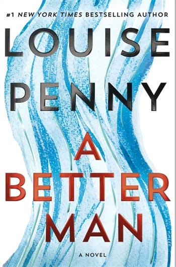 Book cover for Louise Penny's A Better Man