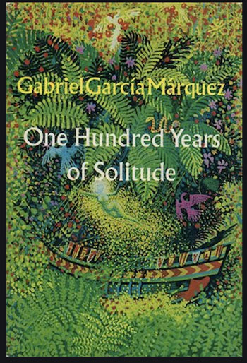 Book cover for One Hundred Years of Solitude