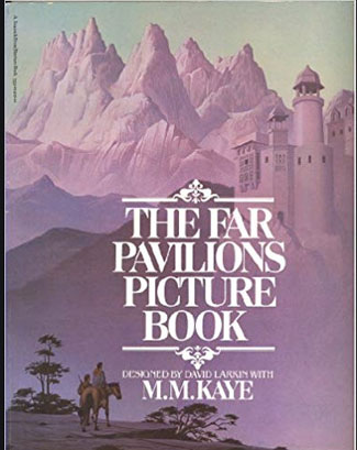 Book cover for The Far Pavillions