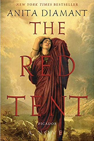 Book Cover The Red Tent