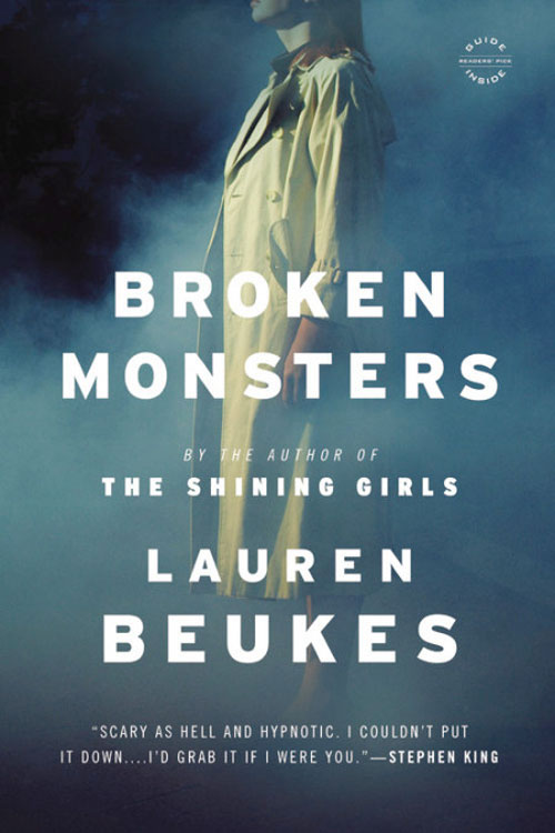 Broken Monster by Lauren Beukes