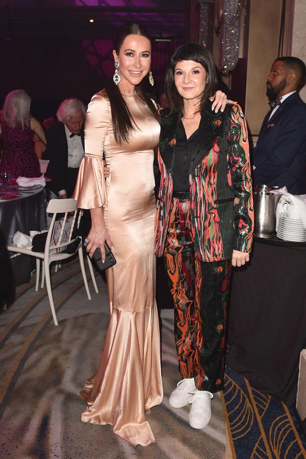 Jessica Mulroney and Bernadette Morra