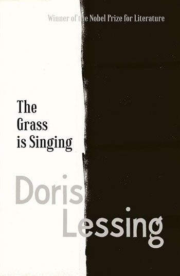 Book cover for The Grass Is Singing by Doris Lessing