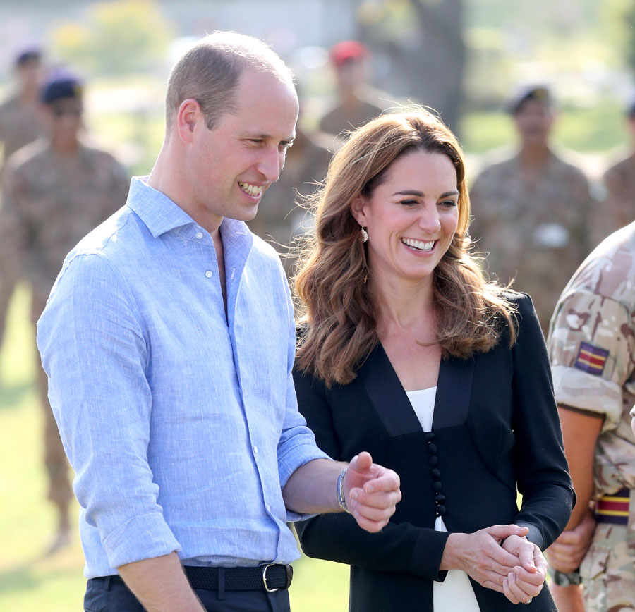 Kate Middleton gushes over 'fantastic' Pakistan