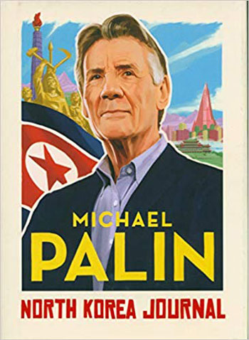 Book cover for North Korea Journal by Michael Palin