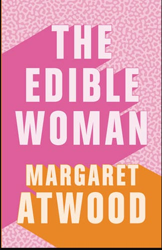 Book cover for The Edible Woman