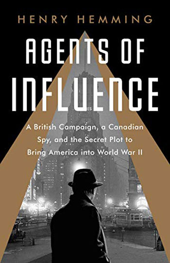 Book cover for Agents of Influence