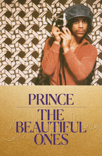Book cover for The Beautiful Ones by Prince