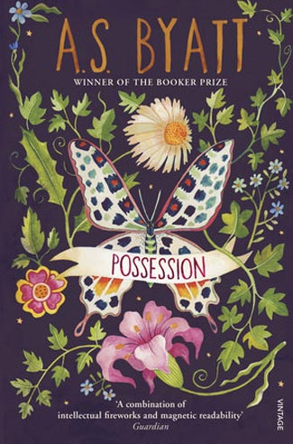 Book cover for Possession: A Romance