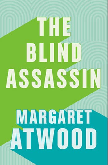 Book cover for The Blind Assassin