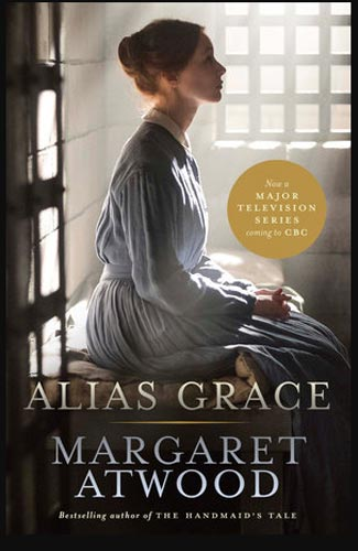Cover for Alias Grace