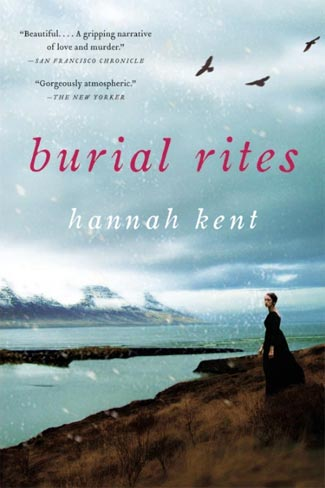 Book cover for Burial Rites