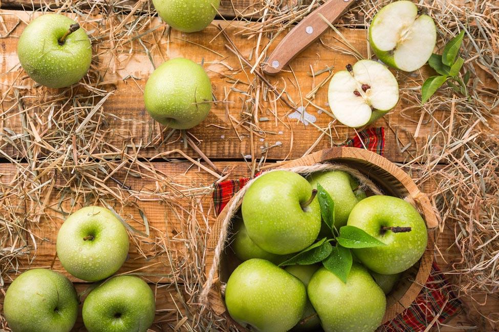 apples, healthy eating