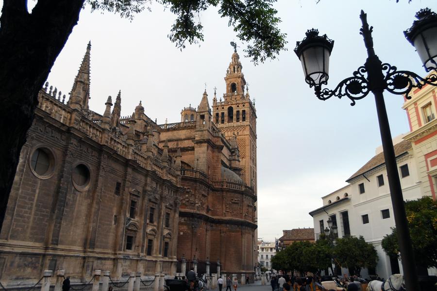 Seville, Spain, Palace