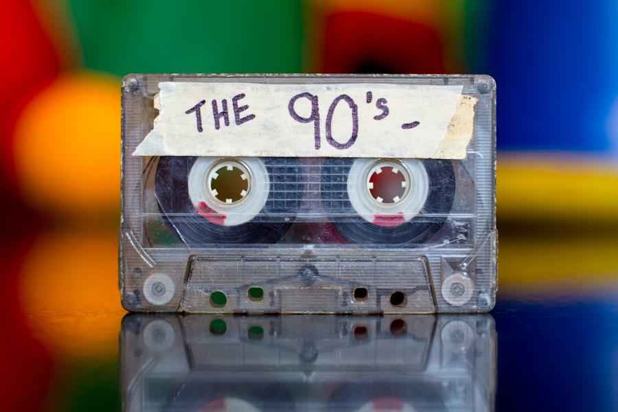 90s nostalgia