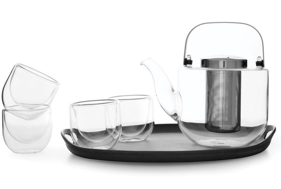 Bjorn steeped tea set