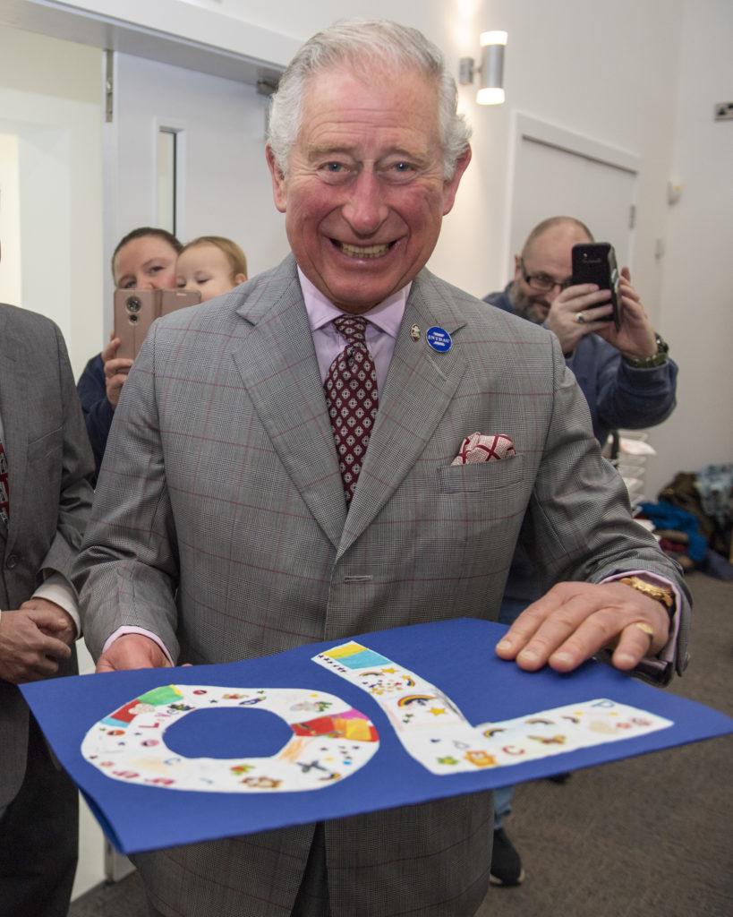 Prince Charles turns 70