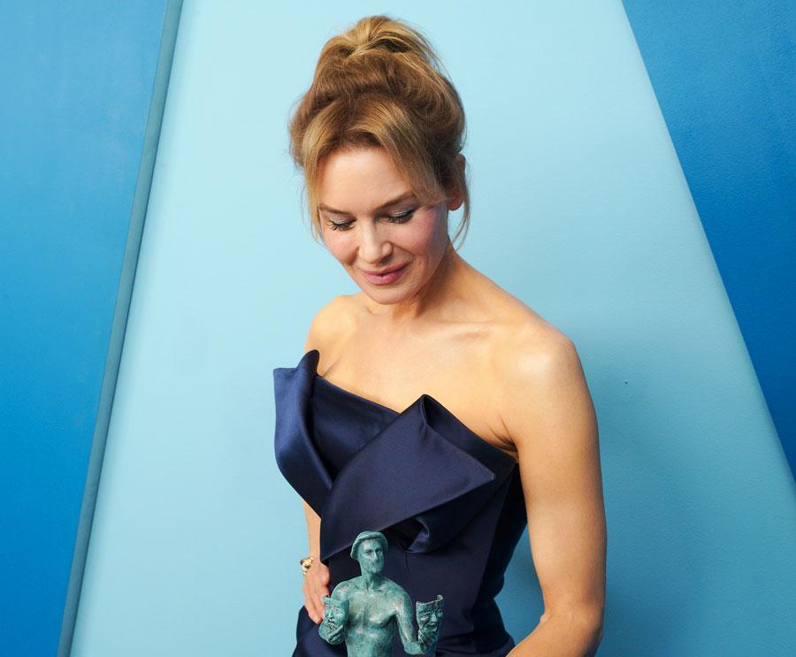 Renee Zellweger, SAG Awards, Judy Garland, Judy