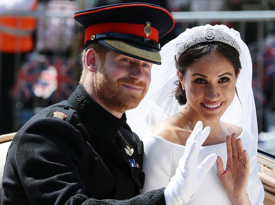Prince Harry and Meghan Markle, Royal Wedding