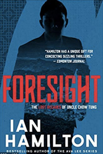 Book cover for Foresight by Ian Hamilton