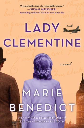 Lady Clementine, Marie Benedict