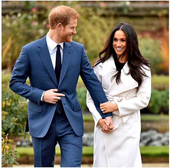 Meghan and Harry, Duke and Duchess of Sussex