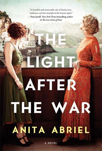 The Light After the War, Anita Abriel